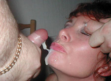 oral mature wife Homemade amateur